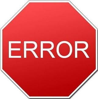 Ошибки OS Windows